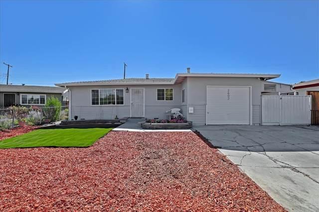 2602 Painted Rock Dr, Santa Clara, CA 95051 (#ML81856769) :: Real Estate Experts