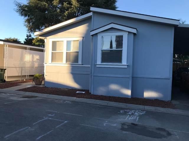 200 Ford Rd 166, San Jose, CA 95138 (#ML81856776) :: The Gilmartin Group