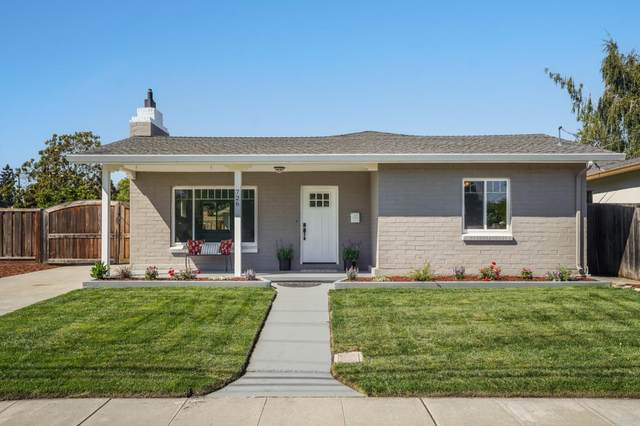 726 Sapphire St, Redwood City, CA 94061 (#ML81856808) :: The Kulda Real Estate Group