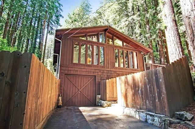 311 Teilh Dr, Boulder Creek, CA 95006 (#ML81856820) :: Paymon Real Estate Group