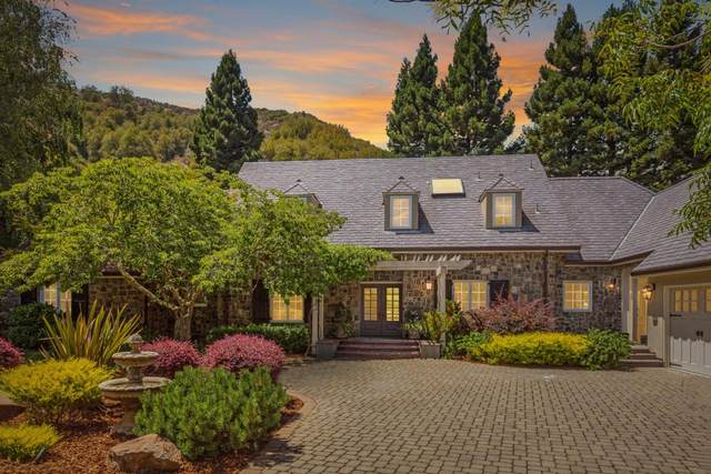 12345 Murietta Ln, Los Altos Hills, CA 94022 (#ML81856885) :: Real Estate Experts