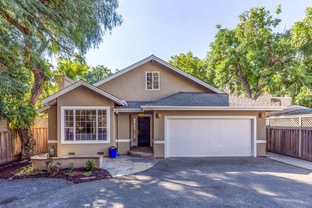 1150 Brace Ave, San Jose, CA 95125 (#ML81856920) :: The Gilmartin Group