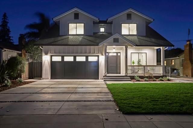 1408 Mercer Ave, San Jose, CA 95125 (#ML81856928) :: The Gilmartin Group