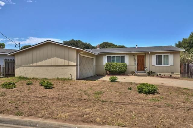 1137 Suzanne Ct, Seaside, CA 93955 (#ML81856929) :: The Goss Real Estate Group, Keller Williams Bay Area Estates