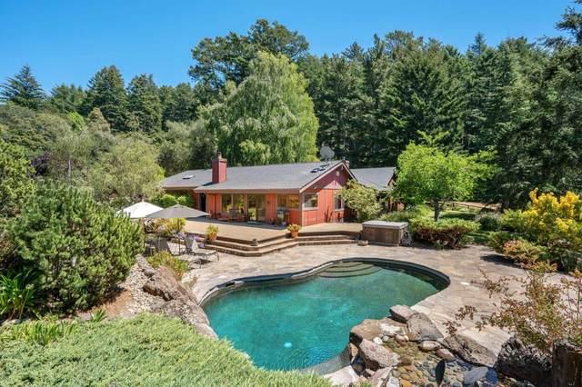 7555 Alpine Rd, La Honda, CA 94020 (#ML81856971) :: Real Estate Experts