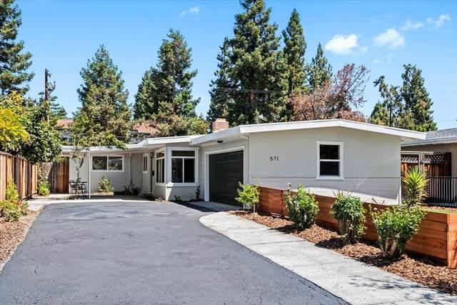 571 N Eden Ave, Sunnyvale, CA 94085 (#ML81857006) :: The Gilmartin Group