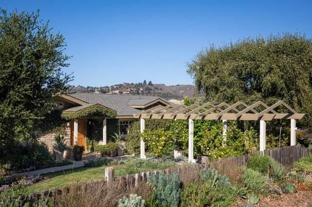 9865 Palisade Dr, Carmel, CA 93923 (#ML81857016) :: The Kulda Real Estate Group