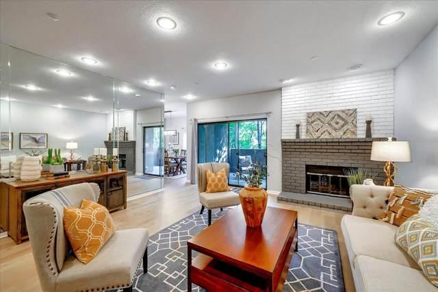645 Prospect St 103, San Carlos, CA 94070 (#ML81857021) :: Schneider Estates