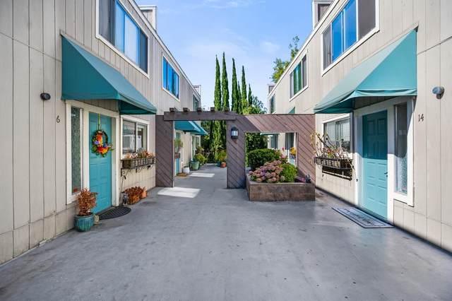 165 Okeefe St 7, Menlo Park, CA 94025 (#ML81857054) :: The Goss Real Estate Group, Keller Williams Bay Area Estates