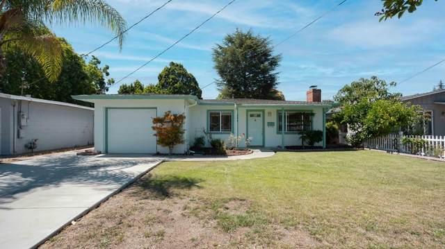 284 Beechnut Ave, Sunnyvale, CA 94085 (#ML81857066) :: The Gilmartin Group