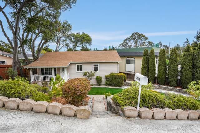 2303 Pullman Ave, Belmont, CA 94002 (#ML81857135) :: Intero Real Estate