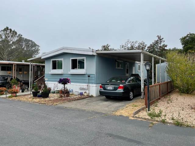 100 N. Rodeo Gulch Rd. 146, Soquel, CA 95073 (#ML81857213) :: Strock Real Estate