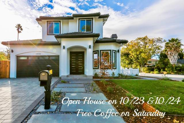 18930 Tuggle Ave, Cupertino, CA 95014 (#ML81857235) :: Live Play Silicon Valley
