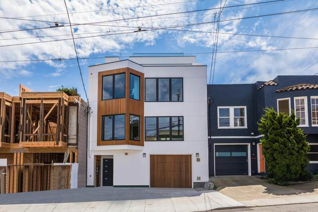 489A 30th St Upper Unit, San Francisco, CA 94131 (#ML81857264) :: Live Play Silicon Valley