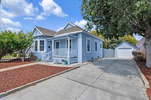 1171 El Camino Real, Santa Clara, CA 95050 (#ML81857429) :: The Sean Cooper Real Estate Group