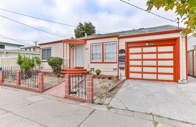 917 Mills Ave, San Bruno, CA 94066 (#ML81857443) :: Schneider Estates