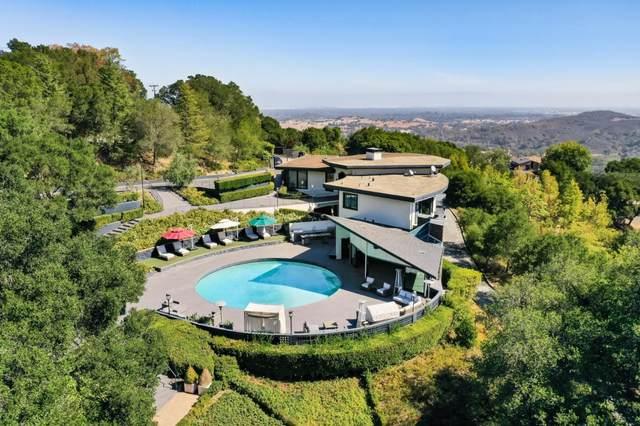 835 La Honda Rd, Woodside, CA 94062 (#ML81857503) :: Strock Real Estate
