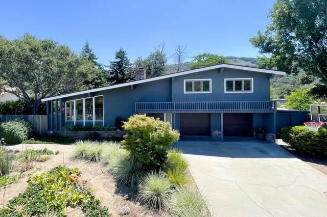 27983 Berwick Dr, Carmel, CA 93923 (#ML81857646) :: Schneider Estates