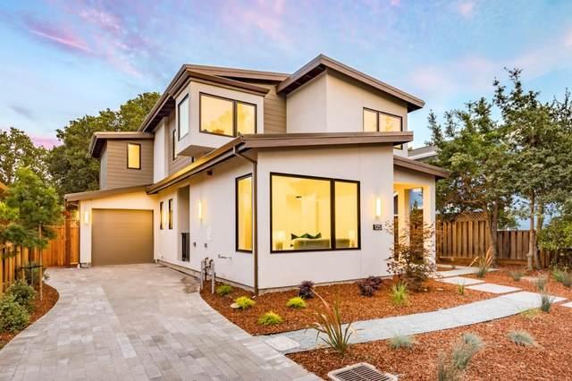 1251 College Ave, Palo Alto, CA 94306 (#ML81857821) :: The Sean Cooper Real Estate Group