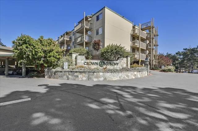 371 Imperial Way 205, Daly City, CA 94015 (#ML81857900) :: Alex Brant