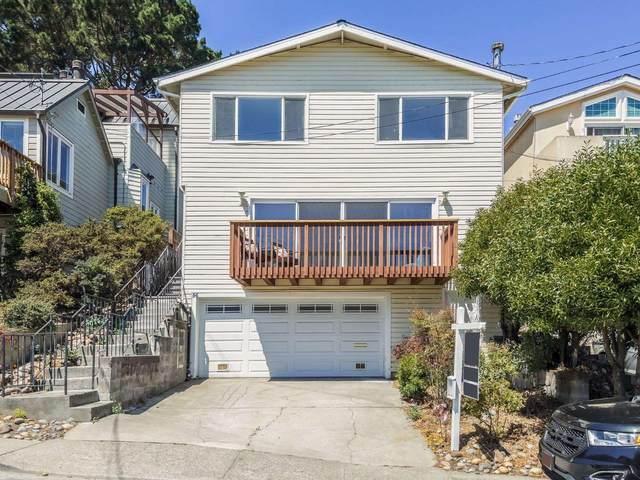 56 Sierra Point Rd, Brisbane, CA 94005 (#ML81857905) :: Real Estate Experts