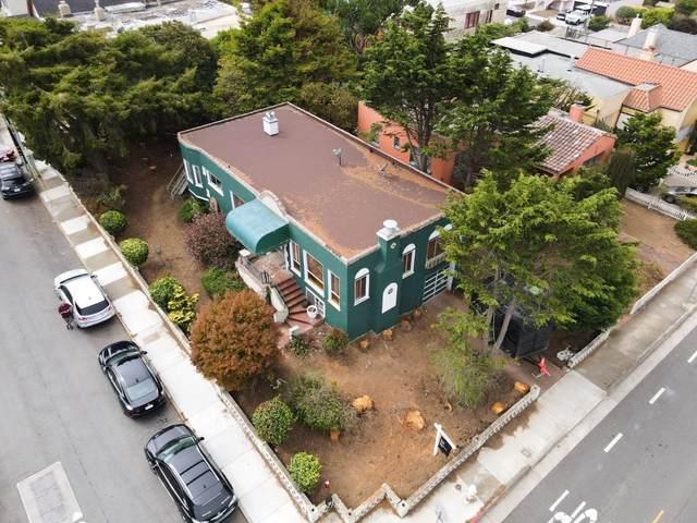 1201 Holloway Ave, San Francisco, CA 94132 (#ML81858108) :: The Kulda Real Estate Group