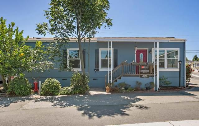 440 Moffett Blvd 69, Mountain View, CA 94043 (#ML81858155) :: Strock Real Estate