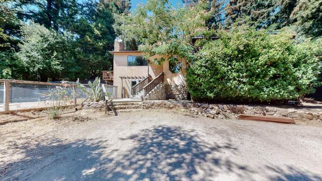 91 Rustic Ln, Santa Cruz, CA 95060 (#ML81858261) :: Alex Brant