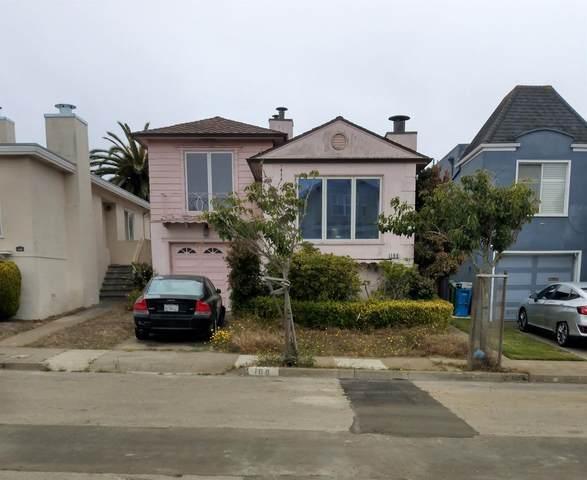 168 Sylvan Dr, San Francisco, CA 94132 (#ML81858275) :: The Sean Cooper Real Estate Group