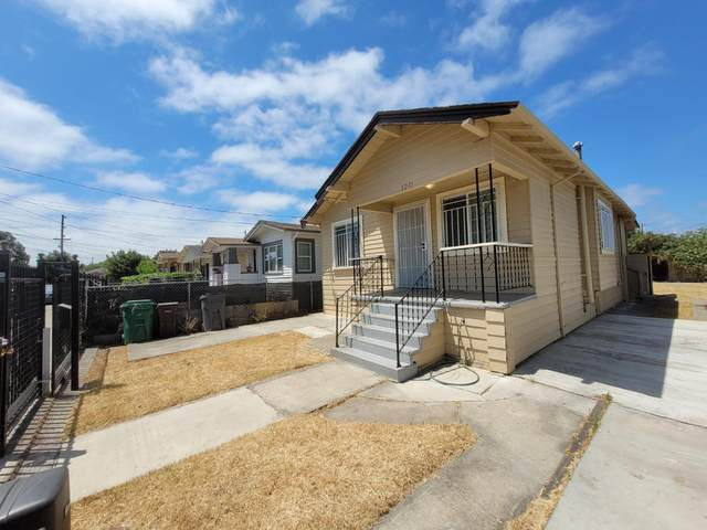1231 95th Ave, Oakland, CA 94603 (#ML81858399) :: Strock Real Estate