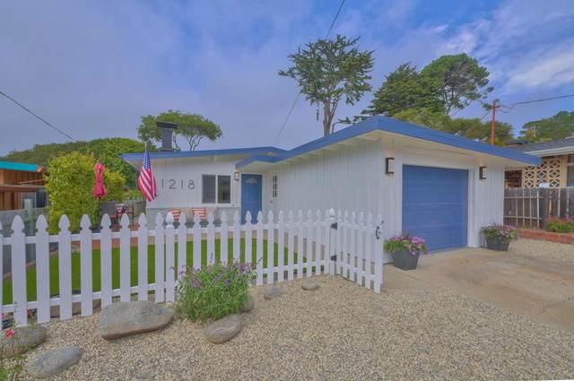1218 Funston Ave, Pacific Grove, CA 93950 (#ML81858400) :: Alex Brant