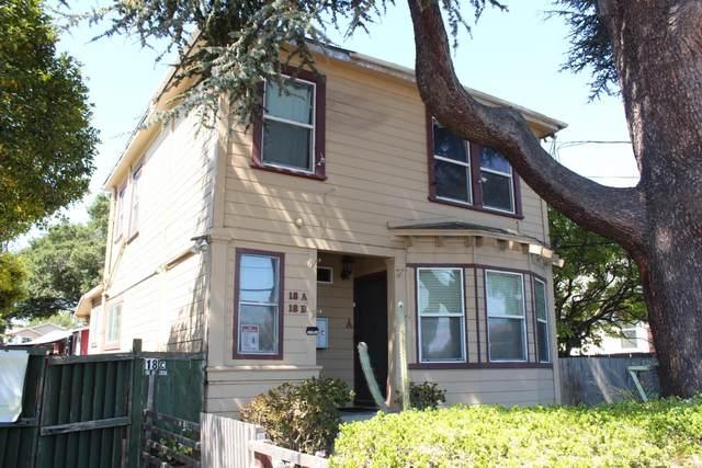 18 S Fremont St, San Mateo, CA 94401 (#ML81858571) :: Real Estate Experts
