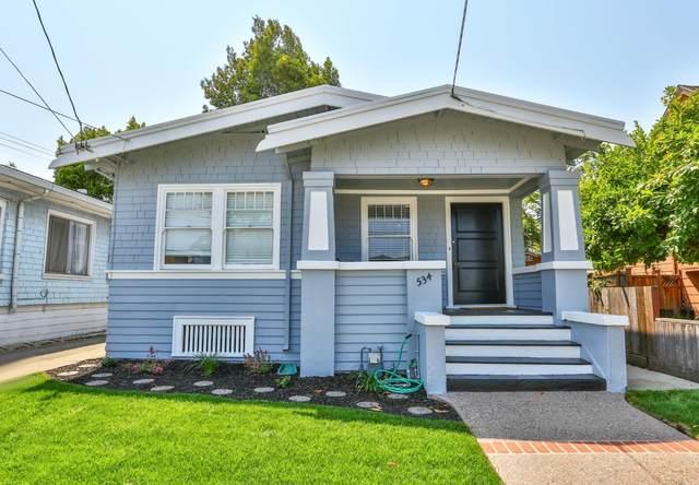 534 Haight Ave, Alameda, CA 94501 (#ML81858628) :: The Gilmartin Group