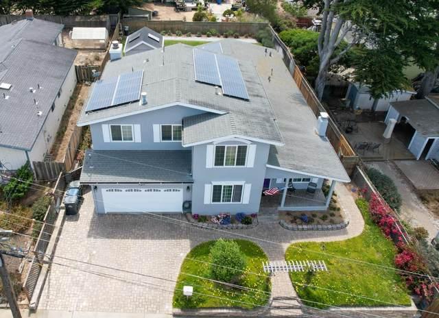 488 Ferris Ave, Marina, CA 93933 (#ML81858702) :: The Kulda Real Estate Group
