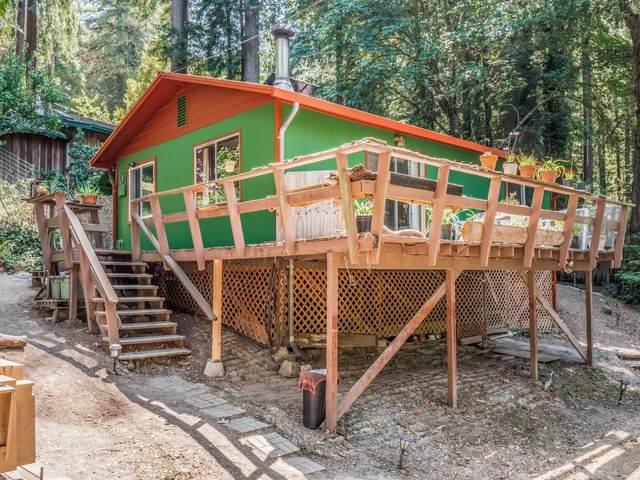 715 Trinkling Creek Dr, Felton, CA 95018 (#ML81858728) :: The Sean Cooper Real Estate Group
