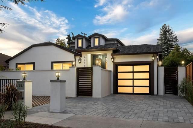 1031 Embarcadero Rd, Palo Alto, CA 94303 (#ML81858878) :: The Kulda Real Estate Group