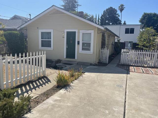 216 Mountain View Ave, Mountain View, CA 94040 (#ML81859016) :: The Kulda Real Estate Group