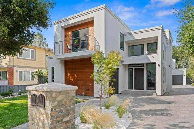 845 Webster St, Palo Alto, CA 94301 (#ML81859043) :: The Sean Cooper Real Estate Group