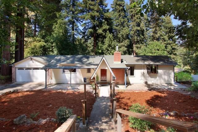 1124 Fern Ave, Felton, CA 95018 (#ML81859166) :: The Goss Real Estate Group, Keller Williams Bay Area Estates