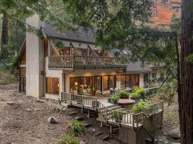 265 Grandview Dr, Woodside, CA 94062 (#ML81859231) :: Strock Real Estate