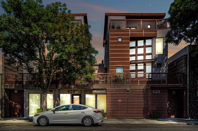 420 Cambridge Ave 1, Palo Alto, CA 94306 (#ML81859295) :: The Sean Cooper Real Estate Group