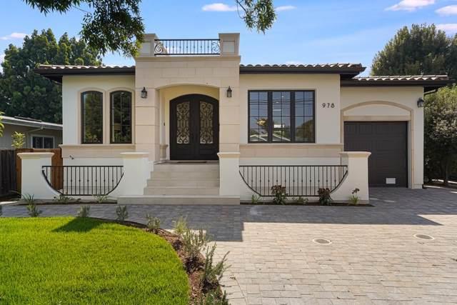 978 Amarillo Ave, Palo Alto, CA 94303 (#ML81859315) :: Schneider Estates