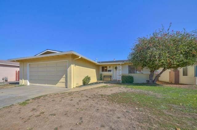 1444 Nichols Ave, Salinas, CA 93906 (#ML81859454) :: The Kulda Real Estate Group
