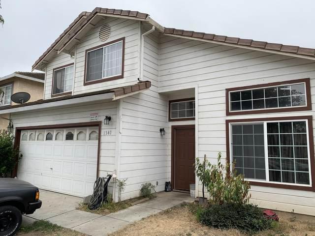 1340 Cachuma Ct, Salinas, CA 93905 (#ML81859455) :: Alex Brant