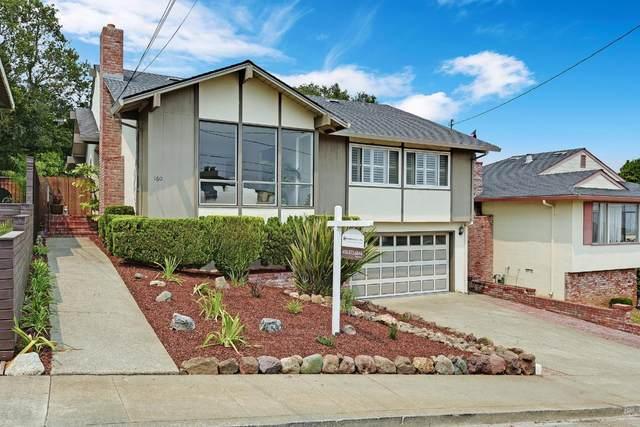 160 London Ct, San Bruno, CA 94066 (#ML81859507) :: Real Estate Experts