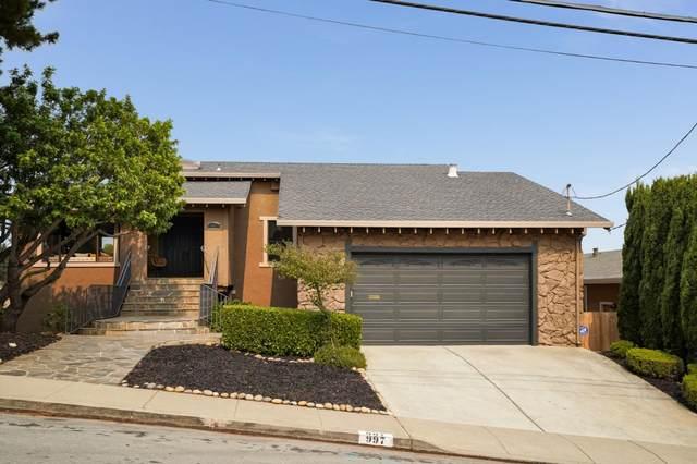 997 Crestview Dr, San Carlos, CA 94070 (#ML81859550) :: The Gilmartin Group