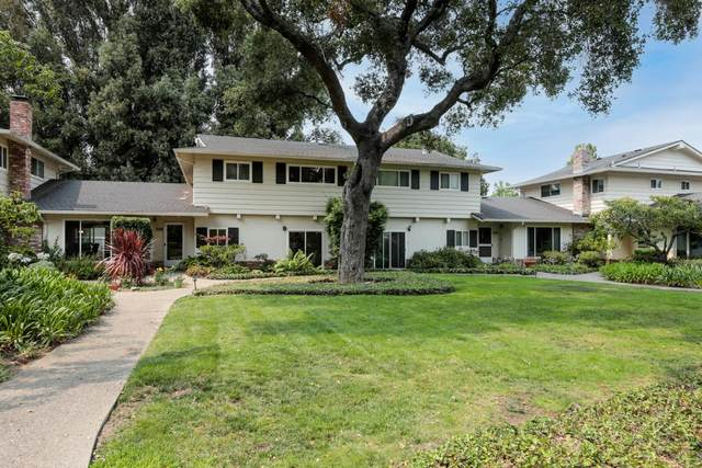 208 Ravenswood Ave, Menlo Park, CA 94025 (#ML81859559) :: Strock Real Estate
