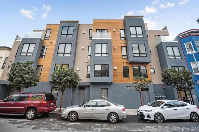 537 Natoma St 202, San Francisco, CA 94103 (#ML81859572) :: The Sean Cooper Real Estate Group