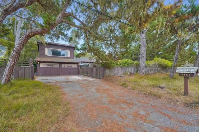 3141 Hacienda Dr, Pebble Beach, CA 93953 (#ML81859609) :: The Gilmartin Group