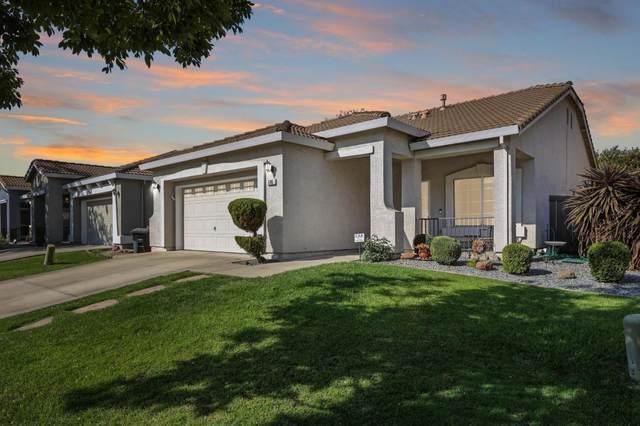 5745 Honor Pkwy, Sacramento, CA 95835 (#ML81859663) :: Strock Real Estate